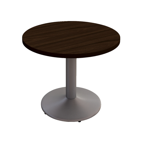 Adroit Boardroom Circular Round Meeting Table 41mm Top